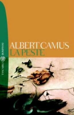 La Peste Albert Camus  (Invio Immediato) Pdf