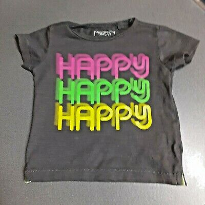 New Next Baby Happy T-Shirt