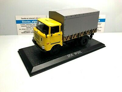 Editions Atlas 1/43 Ifa W50L Diecast Camion Truck