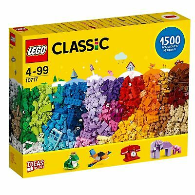 Brand New and Sealed Lego 10717 Classic Bricks Starter Set with Ideas Fast Post