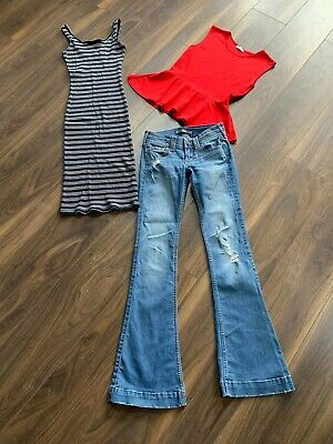 Girls Outfit Holister Age 15 -16 Years