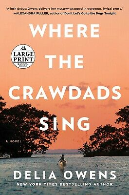 Where the Crawdads Sing by Delia Owens | Paperback