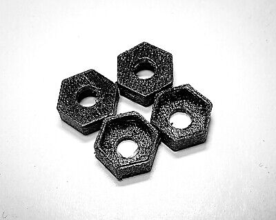 Universal Hex Adapter 12mm to 14mm Set of Four Traxxas Arrma Axial Losi ECX