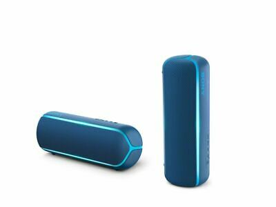 Sony XB22 EXTRA BASS™ Portable BLUETOOTH® Speaker -Blue