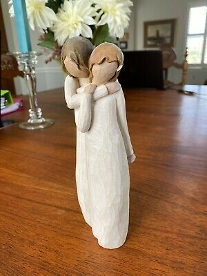 "Willow Tree ""Chrysalis"" Mother Daughter Figurine Susan Lordi 2004"