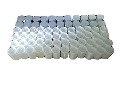 Various Lot, 82 Empty 35 mm Film CanisterBottles Case Storage Container Holder