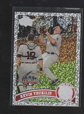 Kevin Youkilis 2011 Topps Update Diamond Anniversary  Card #Us144