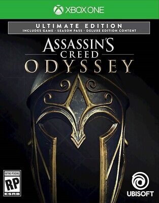 Assassin's Creed: Odyssey - Ultimate Edition XBOX ONE FULL GAME KEY EU