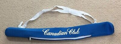 Canadian Club 6 Pack Can Holder, Canadian Club 6 Pack Can Holder