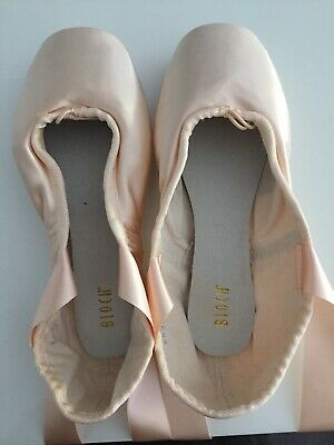 Bloch Heritage Pointe Shoes 5 X