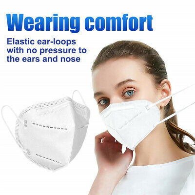 Anti-Flu Face Cover Reusable Nose Mouth Covers