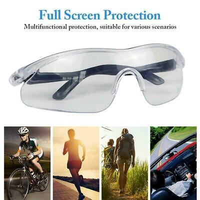 1PC Outdoor Anti-impact Factory Lab Work Eye Protective Safety Glasses Goggles