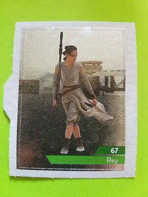 Carte Star Wars Leclerc 2019 67 Rey