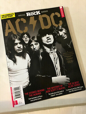 AC/DC 'Classic Rock' Special Edition 2017 UK Magazine - The Complete Story