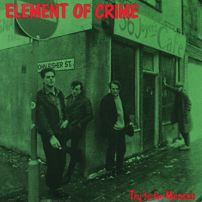 Element Of Crime - Try To Be Mensch CD Polydor NEW