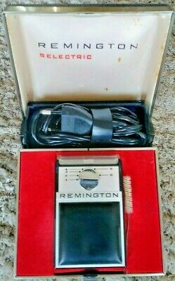 ♚ alter Remington Rasierapparat Electric Shaver ♚