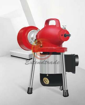 Electric  220V Pipe Dredging Machine Kitchen Toilet Drain Cleaner Sewer Dredger