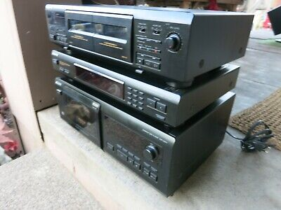 SONY hifi system 50 CD Player- double tape deck - am/fm tuner
