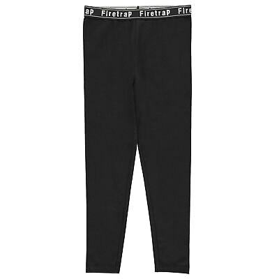 Firetrap Girls Leggings Trousers Pants Bottoms Junior