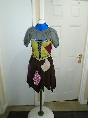 Cinderella rags  pantomime  costume 33 inch bust
