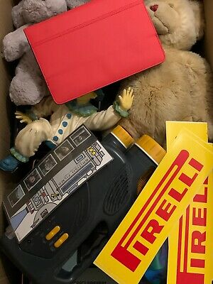Large Box Assorted Carboot Resalable Items  No Reserve Joblot 05