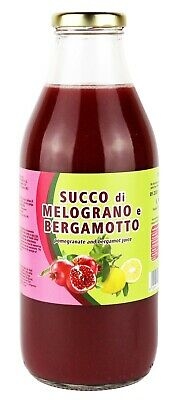 Succo di Melograno e Bergamotto 750 ml