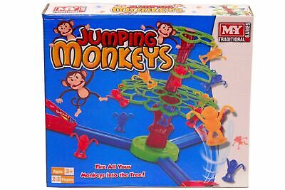 Jumping Monkey Board New Children Activity Toys Indoor Family Fun Game