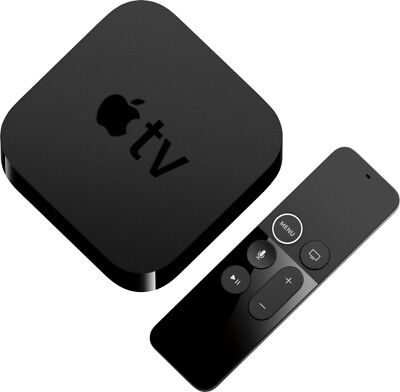 Apple TV 4K 32GB 5th Generation HDR  Digital Media Streamer MQD22LL/A