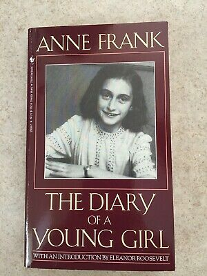 Anne Frank: The Diary of a Young Girl Mass Market Paperback Bantam Books 1993