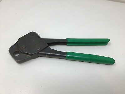 """3/8"""" Pex Crimper Plumbing Compact Crimp Tool By Mil 3 """"Made In Usa"""" Free Ship"""
