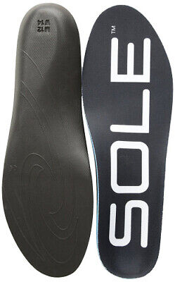 (UK 6 (EUR 40), Black) - Sole Active Thick Footbed. Brand New