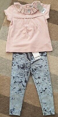 BNWT Girl's Next Oufit Age 18-24 Months