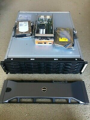 Dell EqualLogic PS6010XV 10GbE 9.6TB SAS iSCSI SAN Storage System PS6010XV