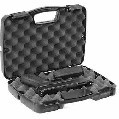 "Watertight Pistol and Equipment Case, 13-1/2""L x 10-1/8""W x 3""H, Lot of 6"