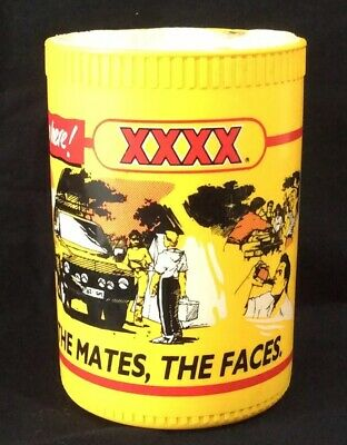 Xxxx We Love It Up Here Stubby Holder,The People,The Places,The Mates,The Faces