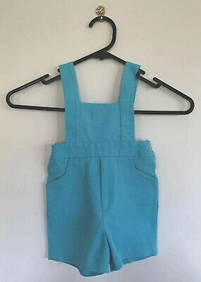 Toddler Size 2 Light Blue Overalls