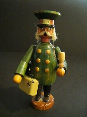 Vintage Smoker Bellhop With Luggage 7 1/2 Inch Tall Made In Germany