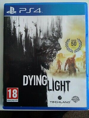 Dying Light - Ps4 - Excellent - Excellent Condition