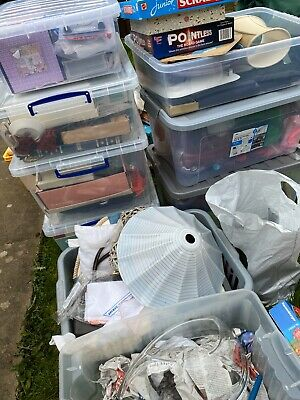 Job Lot  Of Good Mixed Items  ( Boxes Not Included)