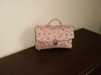 """Backpack""""Zara Girls""""Collection Pale Pink Beige Good Condition"""