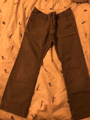Boys GAP Chinos/Cotton Trousers Age 10