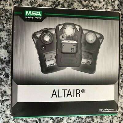 MSA Safety 10092523C ALTAIR  Oxygen (O2) Single Gas Detector