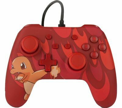POWERA Nintendo Switch Wired Controller - Charmander - Currys