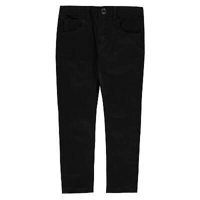 Firetrap Boys Kids Breathable Skinny Cotton Jeans Pants Trousers Bottoms
