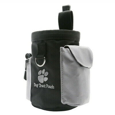 Waterproof Dog Pet Puppy Obedience Agility Bait Training Fo A4M4 Bag Pouch E2Q8