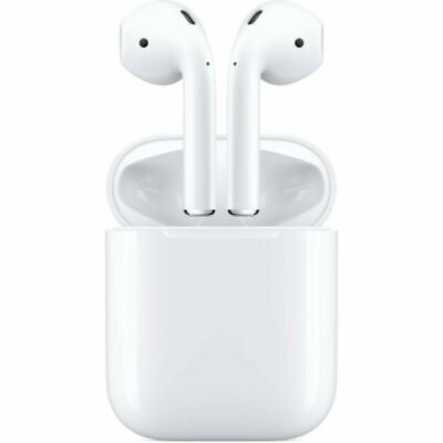 New Apple AirPods With Charging Case - 2nd Generation MV7N2AM/A SEALED