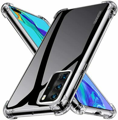 Huawei P40 Pro Case Shockproof Tough Anti Drop Corner Protector Slim Fit Cover