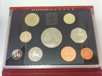 Royal Mint 1996 Proof Coin Set