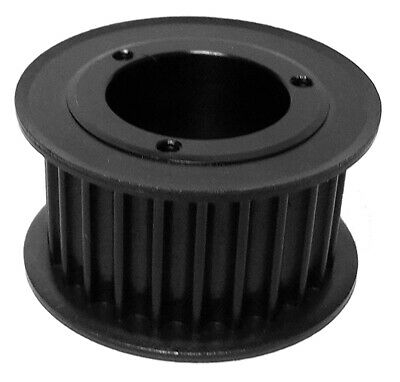 QD90-8M-30, Timing Pulley Bored for SK Bushing