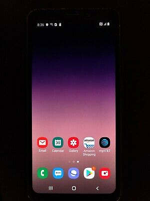 Samsung Galaxy S8 Active SM-G892A - 64GB - Screen Excellent, NO BURN IN!
